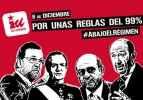 Объединные левые партия коммунистов Испании  -Izquierda Unida, IU_12
