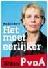 Рабочая партия Бельгии - PvdA