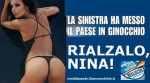 Вперёд, Италия, Берлускони