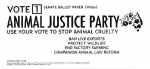 Партия справедливости к животным_2